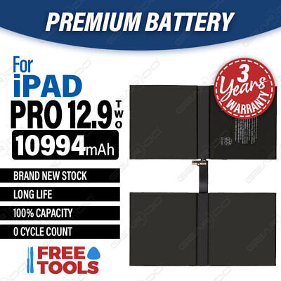 £20.72 • Buy  New Genuine Quality Battery Replacement For IPad Pro 12.9 2nd Gen A1754