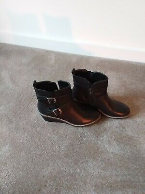 Ladies Short  Wedge Boots  NEW  Size 41 • 7.50£