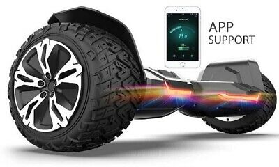 $ CDN562.25 • Buy BLACK G2 WARRIOR PRO 8.5  All Terrain Off Road Hoverboard With APPs UL2272