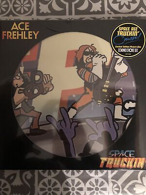 ACE FREHLEY Space Truckin'  PICTURE DISC BLACK FRIDAY RSD 2020 NEW • 23.95£