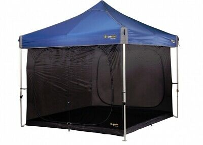AU117.50 • Buy Oztrail Gazebo Screen House Inner Kit 3M