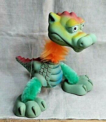 £13.44 • Buy Vintage Rubber Toy Puppet Dragon USSR