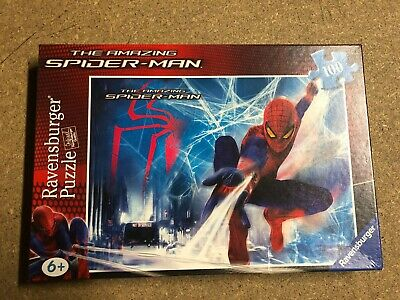 Ravensburger Spiderman Puzzle/jigsaw-Great Condition-Perfect Xmas Gift 100 Piece • 2.50£