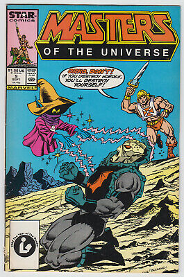 $39.99 • Buy Masters Of The Universe  Star Issue #9 (1987) Near Mint, 1st Printing