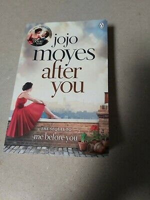 AU10 • Buy After You By JoJo Moyes (paperback)