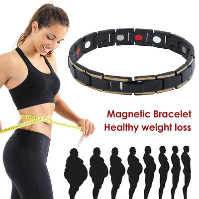 Ladies Magnetic Health Bracelet Arthritis Carpal Tunnel Therapy Pain Relief UK • 4.59£