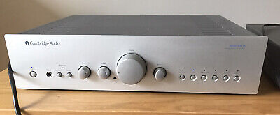 Cambridge Audio Hi Fi System, Amplifier, CD Player, Radio And Remote Used  • 20£