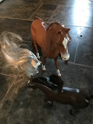 Toy Horses And Accessories • 1.90£