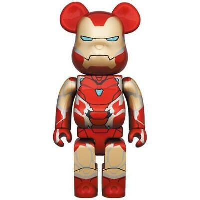 $2690 • Buy MEDICOM TOY  BE@RBRICK IRON MAN MARK 85 1000% Bearbrick