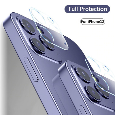 Back Camera Lens Screen Protector Cover For IPhone 11 12 Pro Max Full Protective • 4.95£