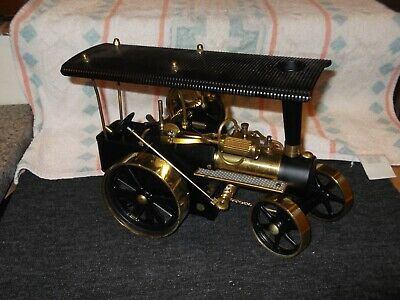 Wilesco Model Steam Roller 'Old Smokey' Complete And In Good Condition With Asse • 120£