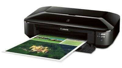 Canon Pixma IX6850 Inkjet Wireless A3 Photo Printer - Great Condition With Carts • 72£