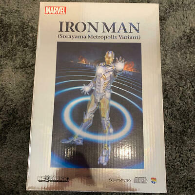 $799 • Buy MEDICOM TOY  BE@RBRICK SORAYAMA IRON MAN  400% 100% Set Bearbrick