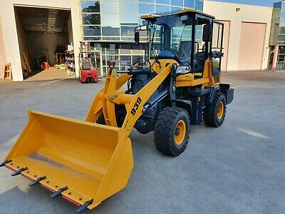 AU17990 • Buy Front End Wheel Loader