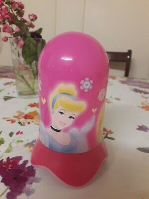 Princess Disney Girls Table Night Lamp. Changes Colours. EXCELLENT Condition.  • 3.50£
