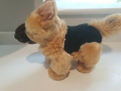 Keel Toys Simply Soft Collection German Shepherd Plush Soft Toy 30cm Vgc • 12.50£