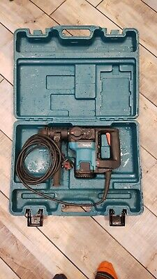 Makita Rotary Hammer Drill Hr3000c Sds Plus Breaker Chuck 230v. • 66£