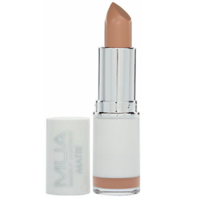 £2.98 • Buy Mua Matte Lipstick Totally Nude Strongly Pigmented Long Lasting Sealed