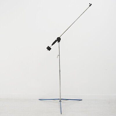 COURTENAY LIGHT STAND WITH BOOM ARM Max Height 3m With Boom • 20£