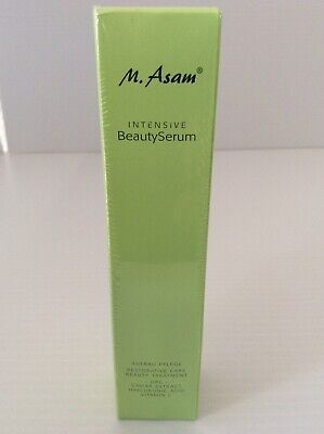 $25 • Buy M. Asam Intensive Beauty Serum New 1.69fl Oz Sealed Authentic Made In Germany