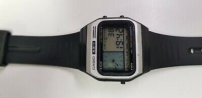 Vintage Casio Melody Alarm Watch Ax-1 Made In Japan • 119.10£