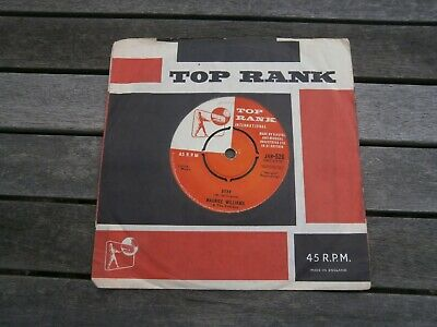 Maurice Williams & The Zodiacs - Stay - Top Rank Int. - VG+ • 4.99£