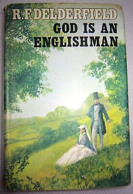 God Is An Englishman By R F Delderfield - Second Impression - 1970 • 9.99£