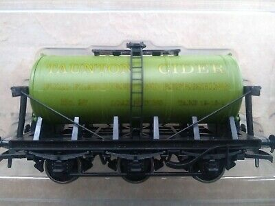 Dapol Limited Edition Wagon BDMRC Taunton Cider No 27 Bright Green Ltd 150 2011 • 28£