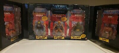 $265 • Buy Masters Of The Universe 5 Pack W/ Shadow Orko