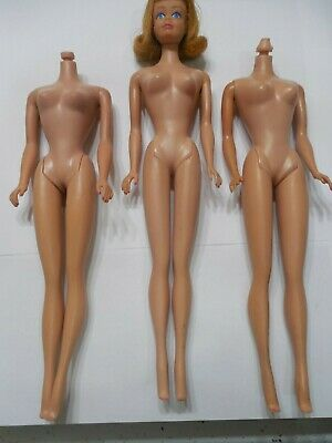 $ CDN64.88 • Buy Vintage Barbie Bodies/Midge Doll, TLC-Exc./C
