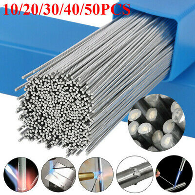 10-50PCS Solution Welding Flux-Cored 2.4/2/1.6mm Shipping Free Rods Brazing Wire • 7.79£