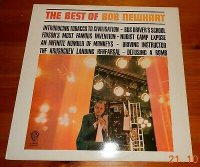Bob Newhart - The Best Of;  • 4£
