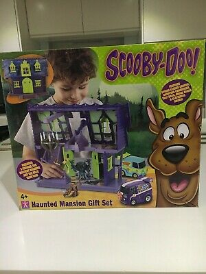 Scooby-Doo Haunted Mansion Gift Set Fully Complete • 22.99£