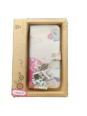 Iphone 5 5S SE Case Mobile Phone Case Pretty Birdcage Nude Pink Christmas 99p • 0.99£