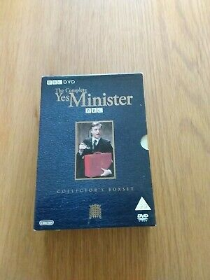 Yes Minister - Series1-3 - Complete (DVD, 2004) • 0.99£