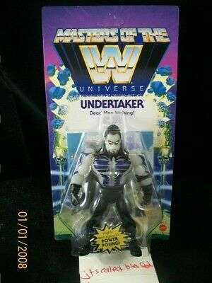 $37.95 • Buy WWE Masters Of The Universe The UNDERTAKER In Hand Walmart Exclusive SP