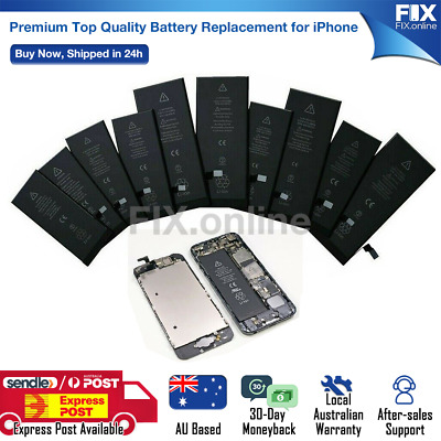 AU15.88 • Buy For IPhone 6 6s Plus 7 8 Plus XS Max Li-ion Replacement Battery FULL Capacity S