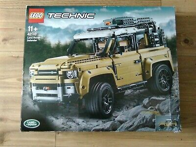42110 LEGO Technic Land Rover Defender Collectable Set 2573 Pieces Age 11+ • 62£