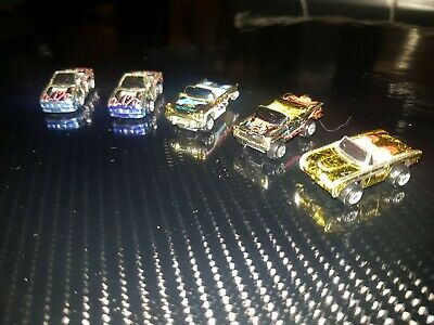 Micro Machines Chrome Pack • 15£