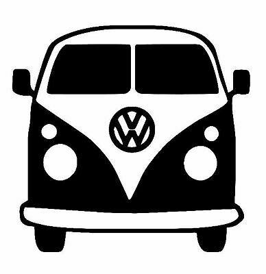 £2 • Buy Campervan Vinyl  Decal Sticker Suitable For Glass Wood And More