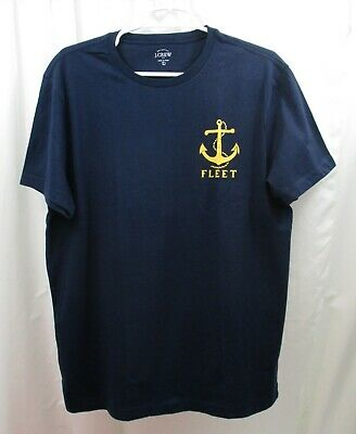 Men's J Crew T Shirt Large  NWT Anchor  • 13.74£