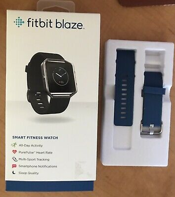 $ CDN67.17 • Buy Bundle Fitbit Blaze Smart Fitness Watch, Small With Extra Bands - 60