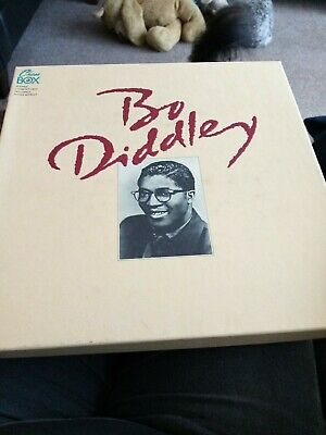 Chess Box By Bo Diddley | CD | Condition Very Good. Book Included.  • 29.99£