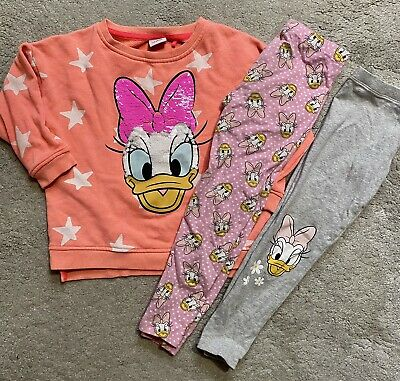 NEXT Girl's Daisy Duck Outfit 4 Years • 3.50£