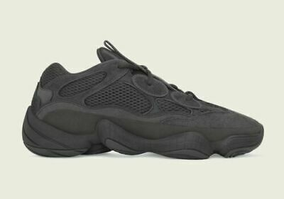 $ CDN375.81 • Buy YEEZY 500 Utility Black, Size 9.5 US 100% AUTHENTIC *CONFIRMED ORDER*