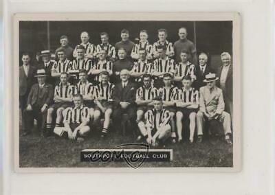 £6.07 • Buy 1936 Ardath Photocards Football Teams Packed With Kings Back Stamp Southport FC