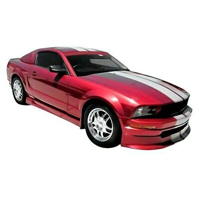 $159.80 • Buy For Ford Mustang 05-09 Front Bumper Lip Under Air Dam Spoiler Racer Style