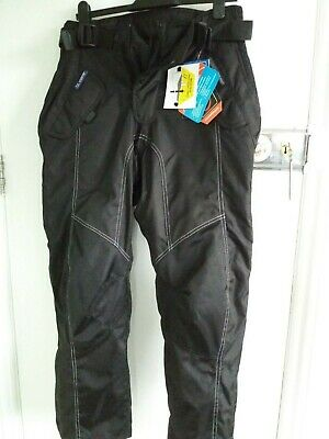 Motus Motorcycle Trousers Waterproof Cordura With CE Armour Protection Biker  • 23£