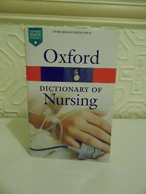 A Dictionary Of Nursing By Market House Books Limited (Paperback, 2014) • 0.99£