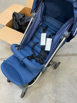 Hauck Swift Plus Lightweight Pushchair BLUE *USED* • 25£